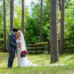 A Pronovias Bride for a Rustic Destination Jewish Wedding at Topnotch Resort, Stowe, Vermont, USA