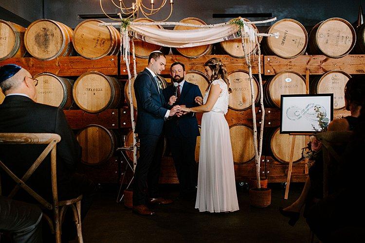 Jewish wedding Madera Kitchen Los Angeles, CA, USA_0032