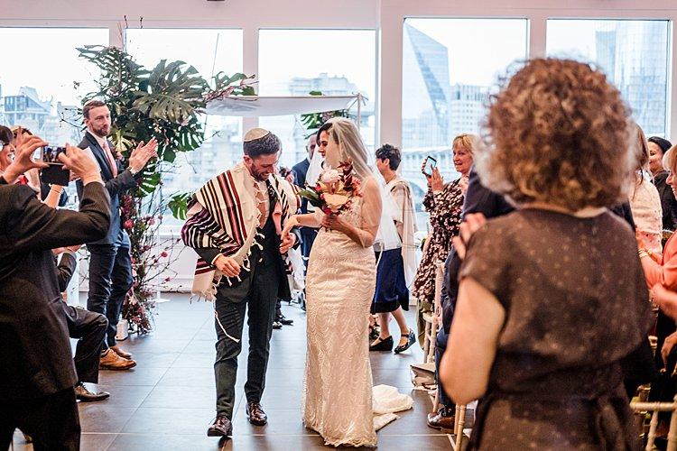 Jewish wedding The River Rooms at The Mermaid, London, UK_0021