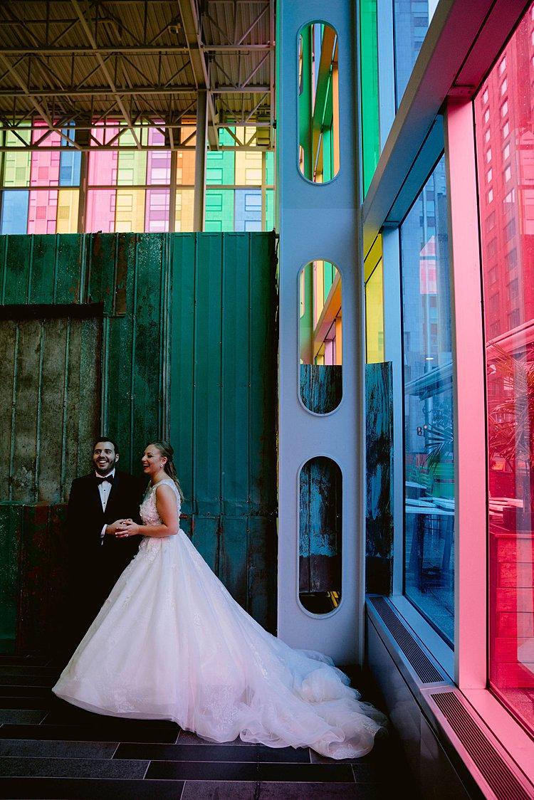 Jewish wedding Beth Israel Beth Aaron Synagogue, Montreal, Quebec, Canada_0044