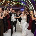 A Pronovias Bride for a Wintery Chanukah Wedding at West London Synagogue and Sheraton Park Lane Hotel, London, UK
