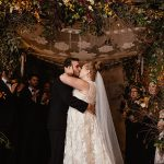 An Anna Maier Bride for a NOLA-Meets-Texas Interfaith Jewish Wedding at Race & Religious, New Orleans, Louisiana, USA