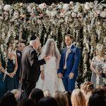 A Galia Lahav Bride for a Jewish Wedding at Villa di Maiano, Florence, Tuscany, Italy