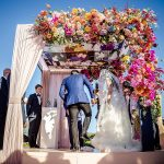 A Lee Petra Grebenau Bride for an Exuberant Jewish Wedding at Cavalli Estate, Cape Town, South Africa