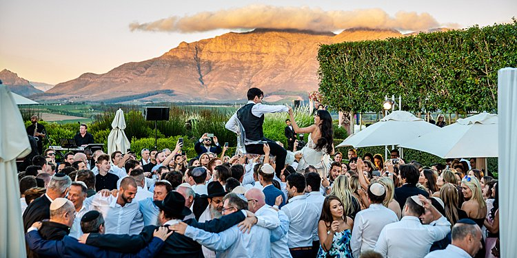 Jewish wedding at the Cavalli Estate Cape Town, South Africa_0097