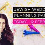 Smashing The Glass's Online Jewish Wedding Planning Party is TODAY!