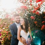 An Inbal Raviv Bride for a Laidback Garden Wedding at Ganey Cnaan, Na'an, Israel