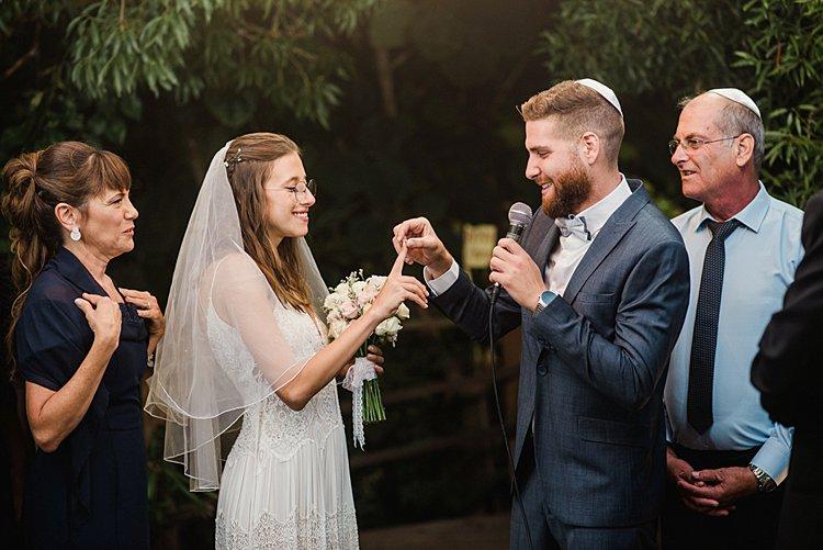Jewish wedding Ganey Cnaan, Na'an, Israel_0046