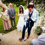A Hayley Paige Bride for a Fairy Tale Jewish Wedding at Longstowe Hall, Cambridge, UK