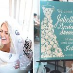 Real Jewish Brides: Juliette's Bachelorette, Bridal Shower and Last Month as Miss