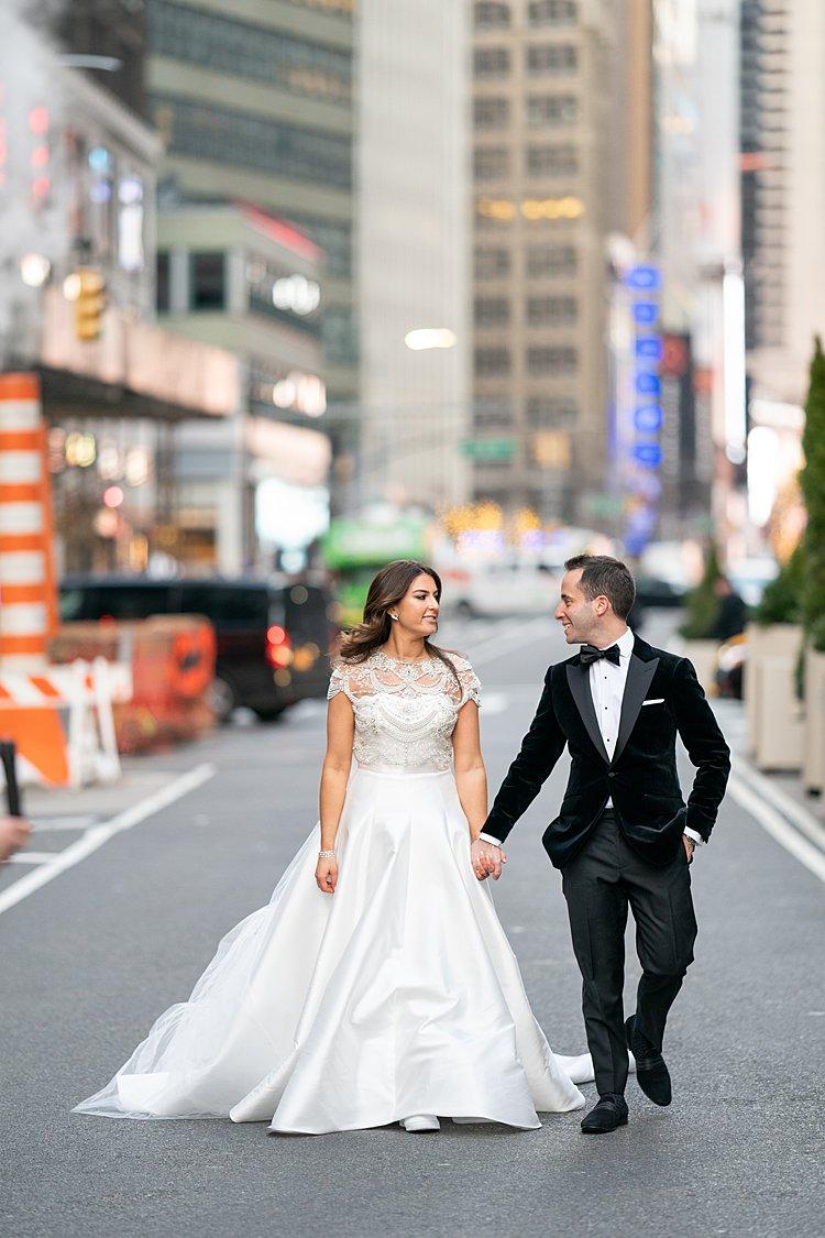 Jewish wedding Gotham Hall New York USA_0030