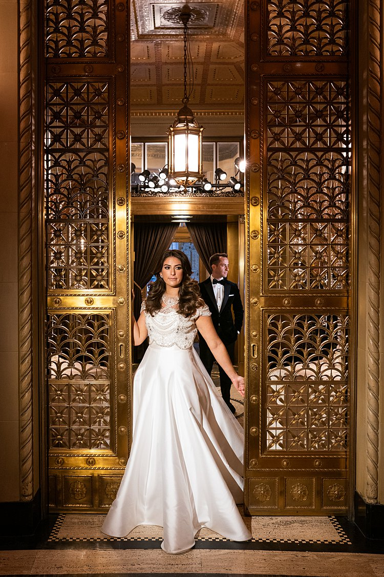 Jewish wedding Gotham Hall New York USA_0030