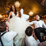 An Enzoani Bride for a Fun-Filled Interfaith Jewish Wedding with DIY Touches at Wharfedale Grange, Yorkshire, UK