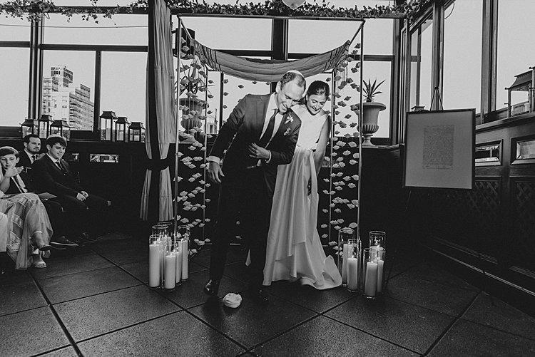 Jewish weddingGramercy Park Hotel in New York City, USA_0026