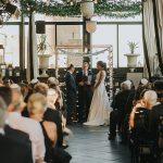 A Carolina Herrera Bride for an Elegant Argentinian-American Jewish Wedding at the Gramercy Park Hotel, New York City, USA