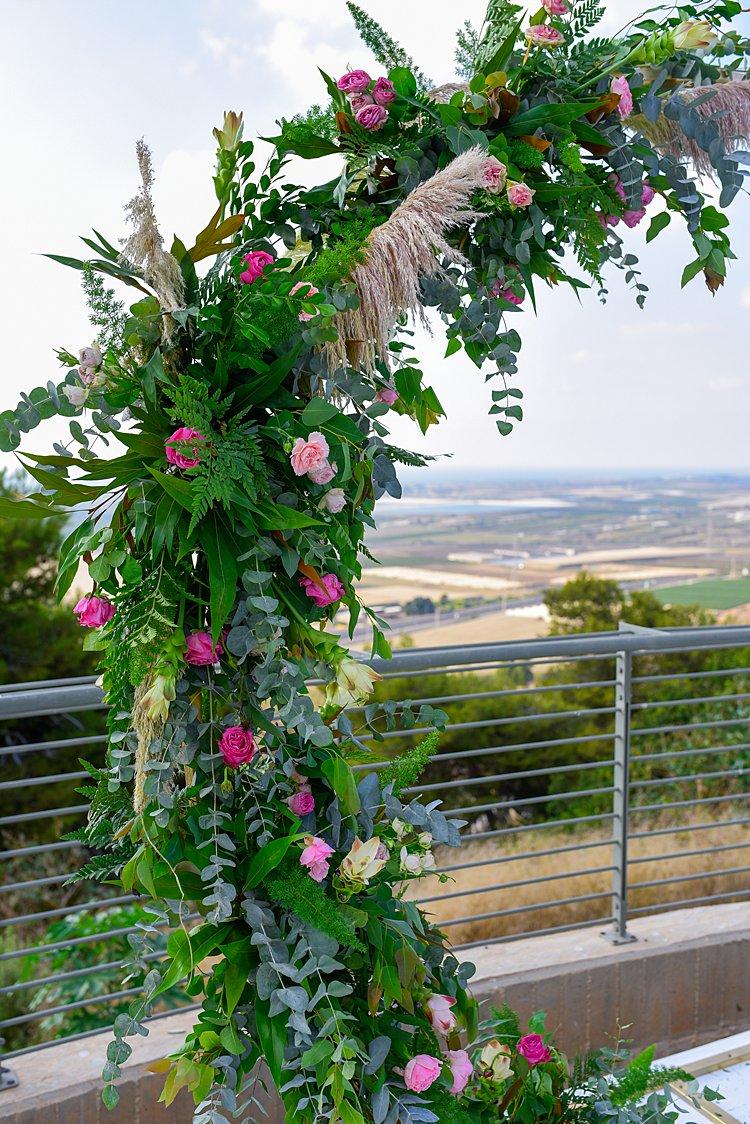 Jewish wedding Elma Hotel in Zichron Ya'akov, Israel_0017
