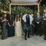 A Berta and Dana Harel Bride for a Romantic Italian-Inspired Jewish Wedding at Hagiva Event Garden, Givat Brenner, Israel