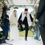 A Pronovias Bride for a London-Meets-Israel Jewish Wedding at Offley Place, Hitchin, UK