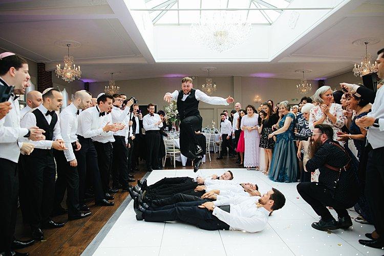 Jewish wedding Offley Place Hitchin UK_0066
