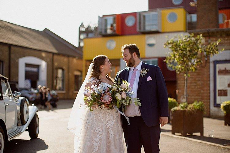 Jewish wedding Trinity Buoy Wharf London UK_0026