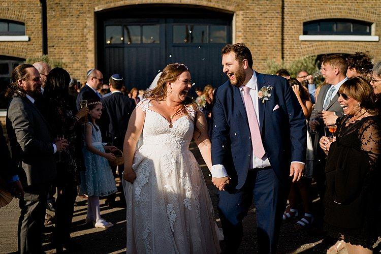 Jewish wedding Trinity Buoy Wharf London UK_0028