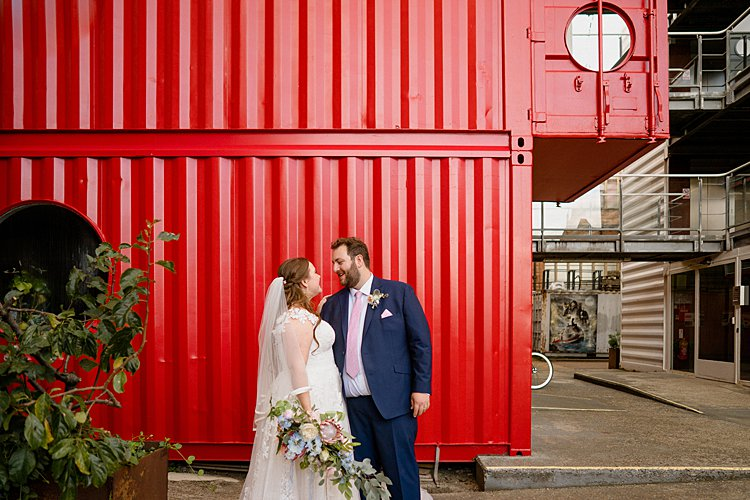 Jewish wedding Trinity Buoy Wharf London UK_0054