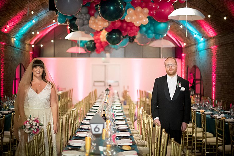 A Mary Poppins Themed Jewish Wedding At Bevis Marks And Behind The
