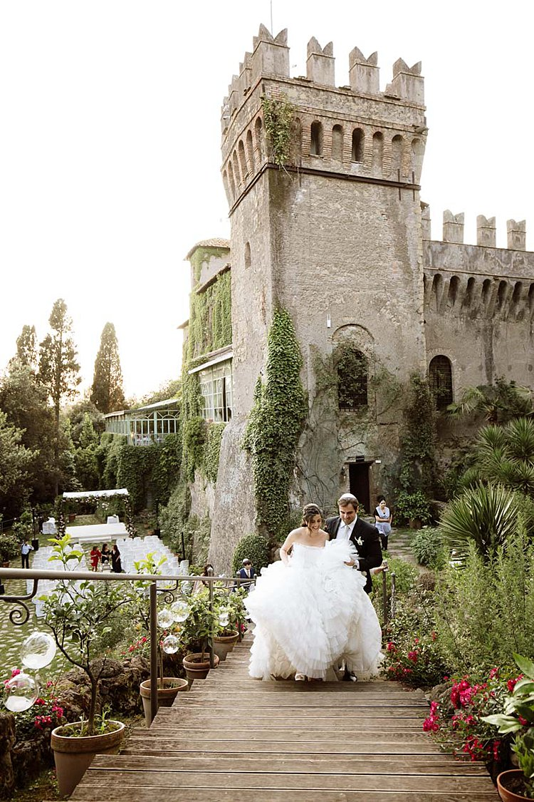 Jewish wedding at Castello di Tor Crescenza Rome Italy_0025