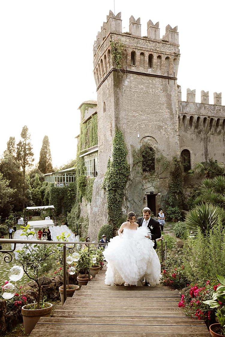 Jewish wedding at Castello di Tor Crescenza Rome Italy_0025