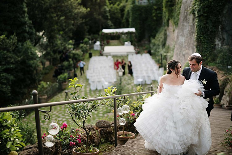 Jewish wedding at Castello di Tor Crescenza Rome Italy_0009