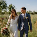 Why Andrea Hawkes is the Perfect Bridal Designer for Your Jewish Wedding