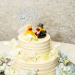 A Gluten-Free and Kosher Pareve Wedding is a Piece of Cake! {with By the Way Bakery}