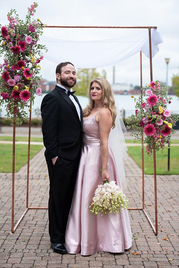 Funfetti Jewish wedding The Rattlesnake Club, Detroit, Michigan, USA_0031