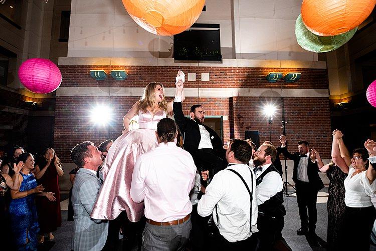 Funfetti Jewish wedding The Rattlesnake Club, Detroit, Michigan, USA_0086