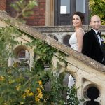 An Essense of Australia Bride for a Romantic Country House Jewish Wedding at De Vere Latimer Estate, Buckinghamshire, UK