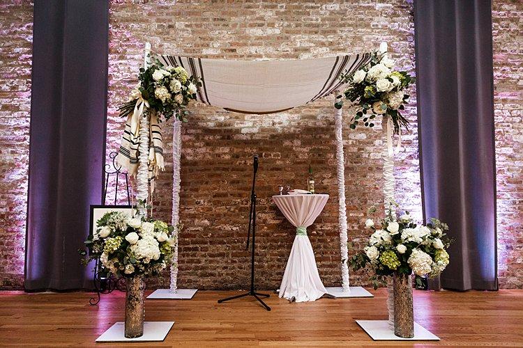 Jewish wedding The Shapiro Ballroom in Chicago, IL USA_0022