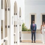 A Willowby by Watters Bride for a Double Feature Interfaith Jewish Wedding Anassa Hotel in Latchi, Cyprus and Westlake Village Inn Los Angeles, CA, USA