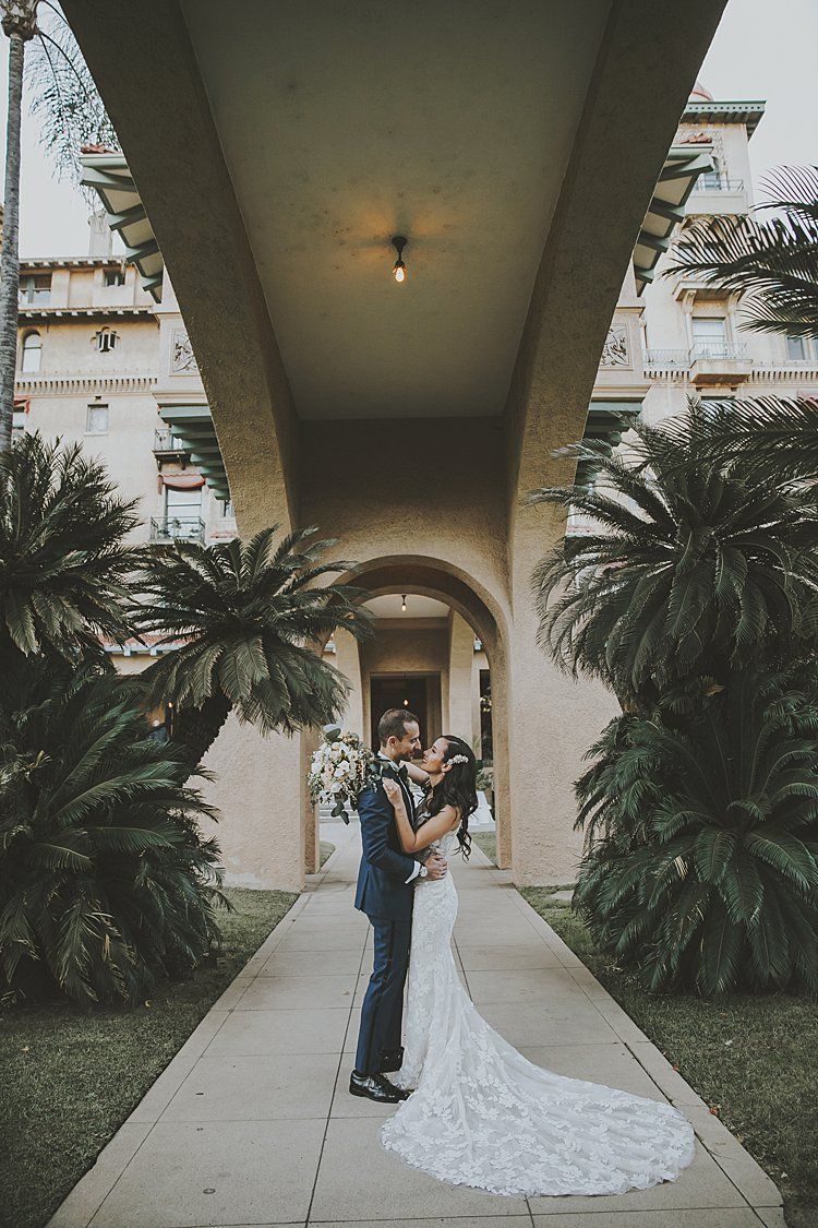 Jewish wedding Castle Green in Pasadena, CA, USA_0051