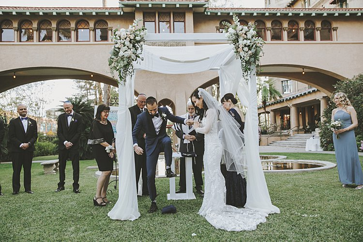 Jewish-wedding-Castle-Green-in-Pasadena-CA-USA