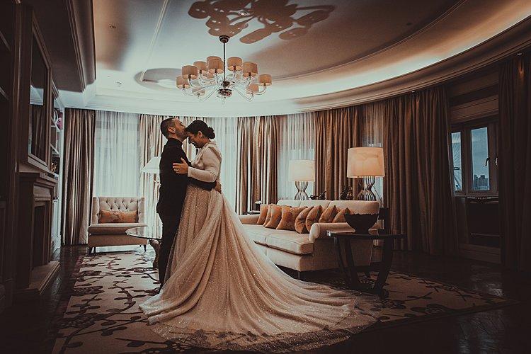 Jewish wedding Corinthia Hotel London UK_0015
