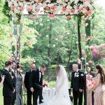 A Vera Wang Bride for an Elegant Spring Jewish Wedding at Pleasantdale Chateau West Orange, NJ, USA