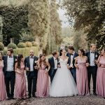 A Hayley Paige Bride for a Romantic Jewish Wedding at Villa Oliva, Lucca, Tuscany, Italy