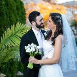 An Allison Webb Bride for a Gluten-Free Jewish Wedding at El Caribe, Brooklyn, NY, USA