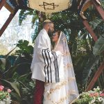 A Spiritual, Magical Florida Backyard Jewish Wedding Reimagined Due to COVID-19
