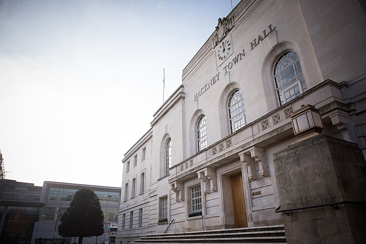 Dvorit-and-Ollie-Hackney-Town-Hall