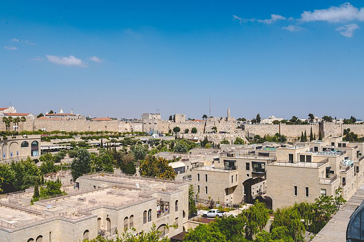 Sapir-and-Steve-David-Citadel-Hotel-Jerusalem
