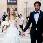 An Alon Livne Bride for an Elegant Dinner-Meets-Music Festival Jewish Wedding at the David Citadel Hotel, Jerusalem, Israel