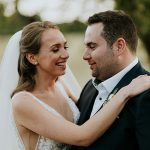 An Ida Torez Bride for a Rustic Countryside Jewish Wedding at Quendon Hall, Essex, UK