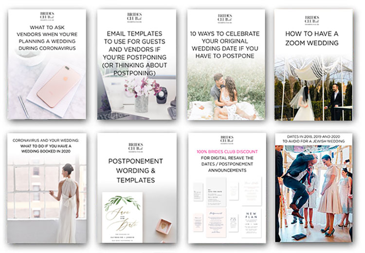 Covid Wedding Resources