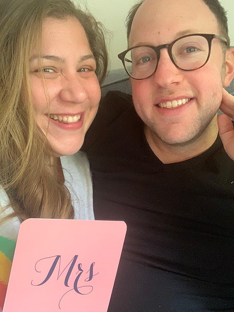 Real Jewish Brides: Jos on the Coronacoaster